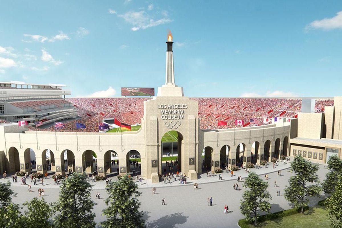 "Renderings via <a href=""http://coliseumrenovation.com/"">Coliseum Renovation</a>"
