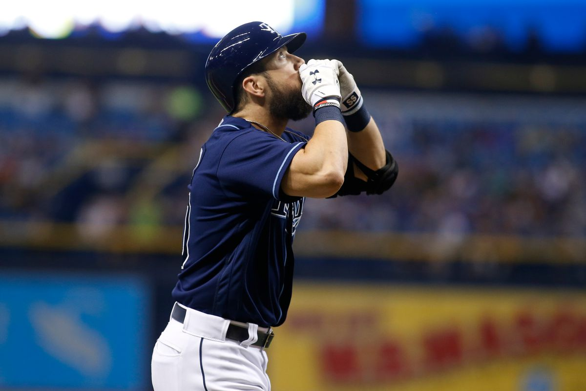 Rays send Steven Souza to Diamondbacks in three-way trade with Yankees