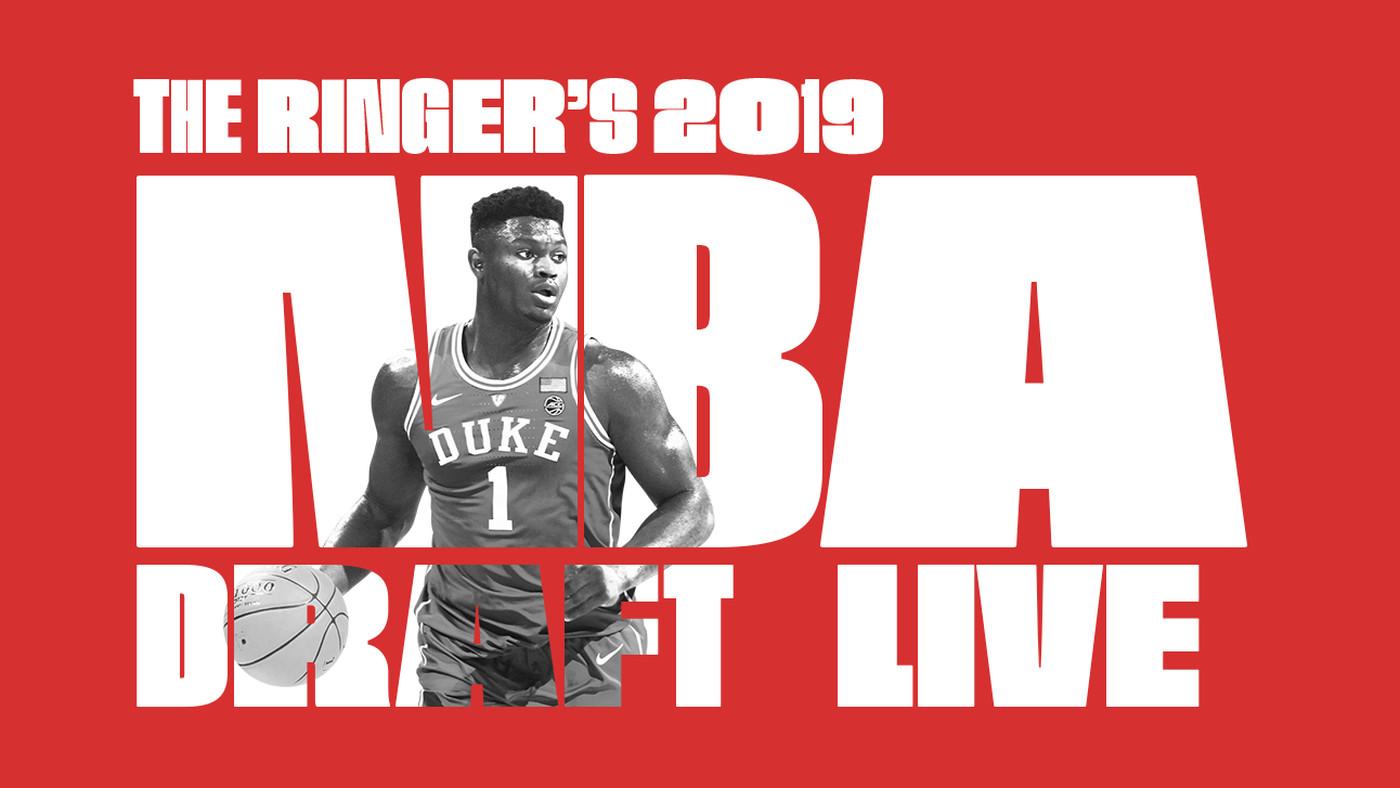 The Ringer's 2019 NBA Draft Live Show