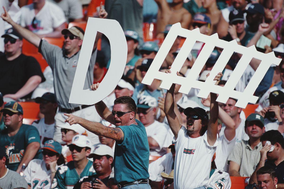 Seattle Seahawks vs Miami Dolphins