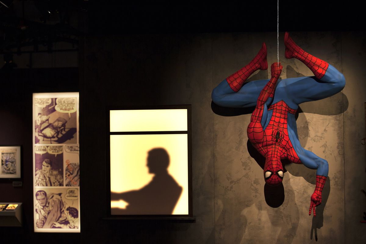 """The Museum of Science and Industry reopens to the public on March 7 with the superhero-themed special exhibit, """"Marvel: Universe of Super Heroes."""""""