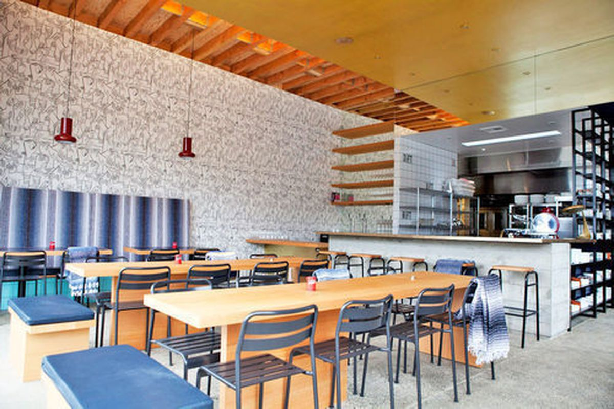 Superba Snack Bar (Venice) - Designed by Reed Architectural Group & Design, Bitches  Photo: Elizabeth Daniels