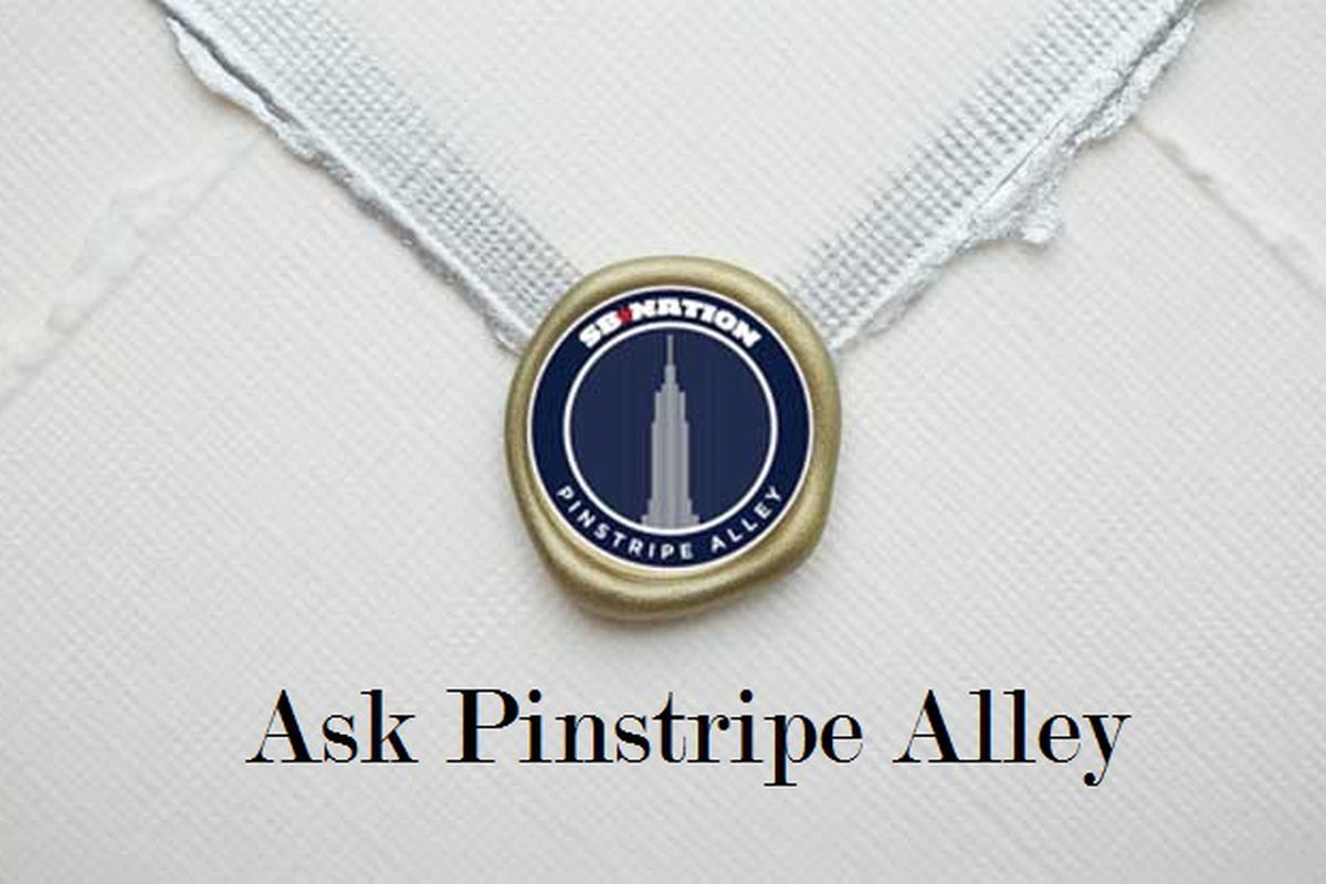 Ask Pinstripe Alley
