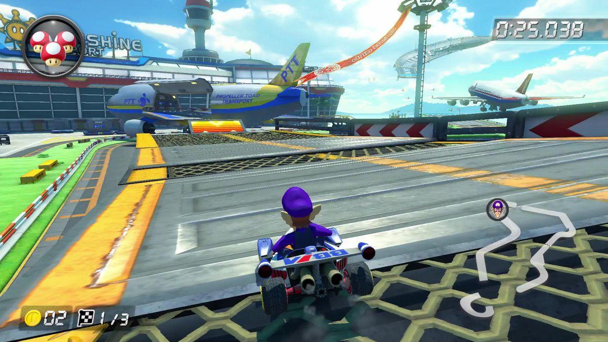 Mario Kart 8 Deluxe shortcuts - Polygon