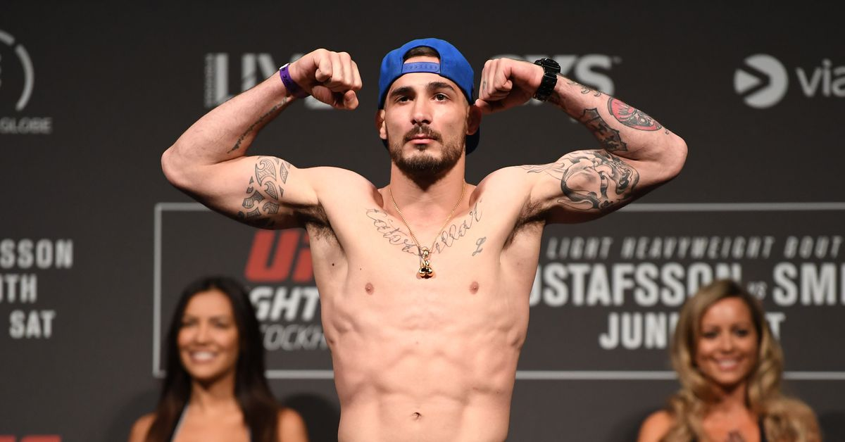 UFC 'Copenhagen' Clash: Madsen vs. Belluardo!