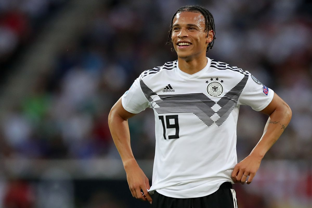 hot sale online 37240 6f048 Transfer news on Leroy Sane, James Rodriguez, Max Kruse ...