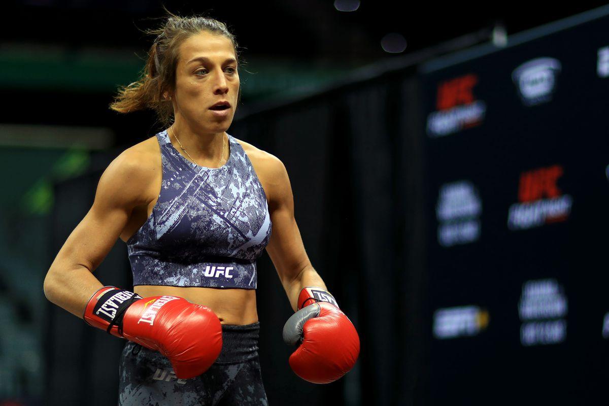 UFC Fight Night Joanna v Waterson: Open Workouts