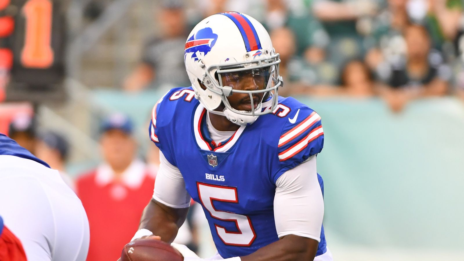 Eli Manning 2017 Stats >> Football Outsiders wants us to accept Tyrod Taylor is a good quarterback - Buffalo Rumblings