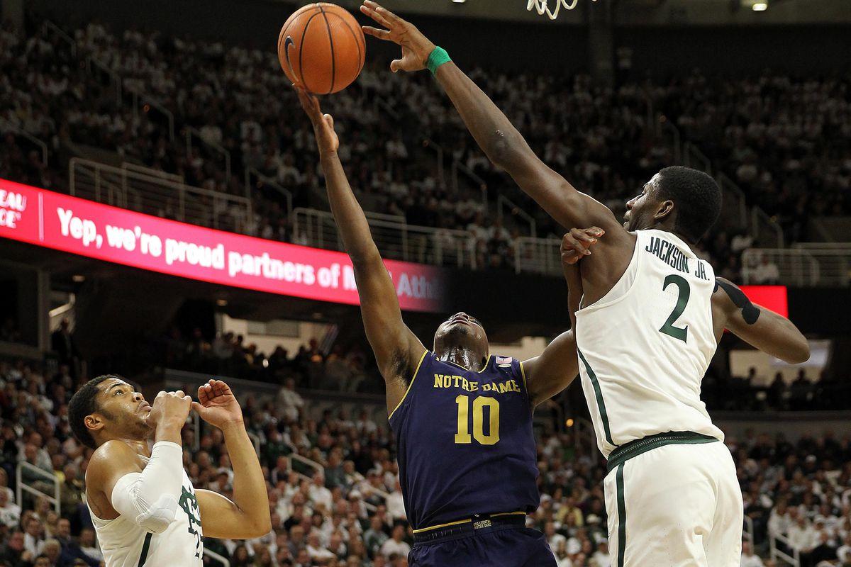 NCAA Basketball: Notre Dame at Michigan State