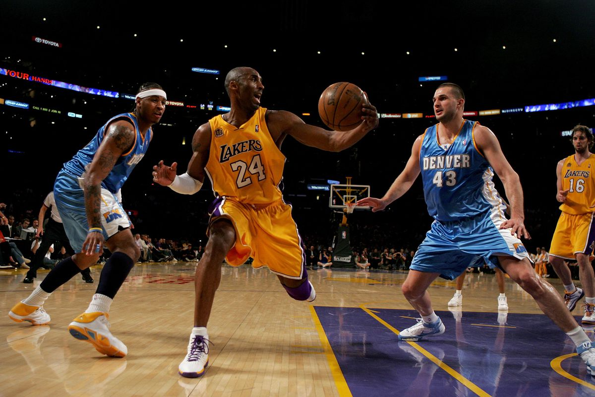 Denver Nuggets v Los Angeles Lakers, Game 2