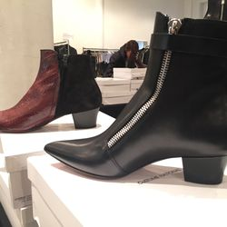 Boots, both $270 (from $1,080)
