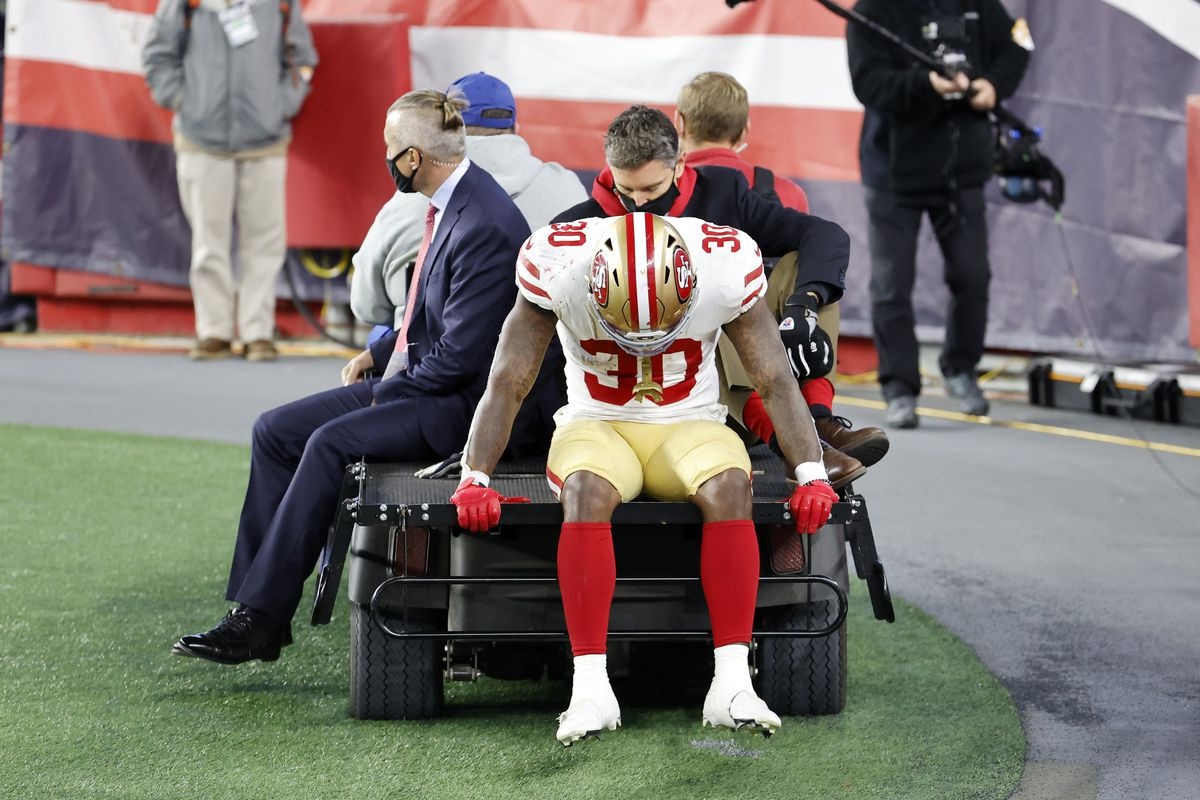 NFL: OCT 25 49ers at Patriots