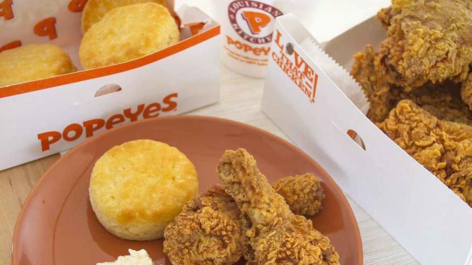 39 popeyes doesn 39 t even qualify as fast food 39 in new orleans for Popeyes louisiana kitchen austin tx