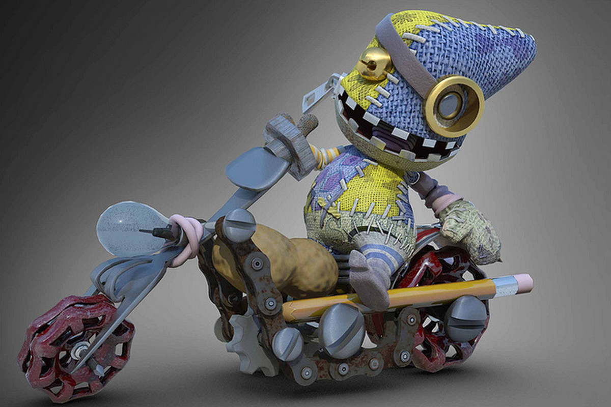 Littlebigplanet Karting Racers Revealed As The Hoard Polygon