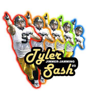 Tyler Jimmer Jammin' Sash