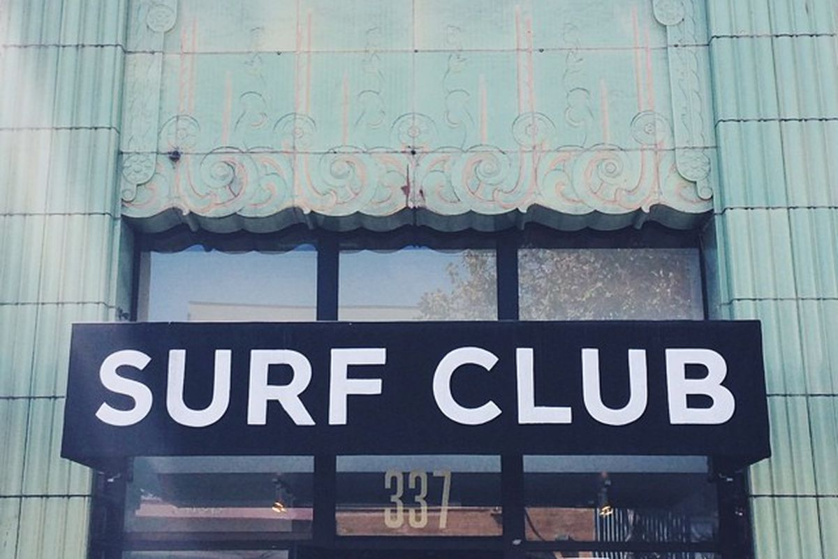 "Oakland Surf Club sells surfboards, clothing, and art; photo via Oakland Surf Club/<a href=""http://instagram.com/oaklandsurfclub"">Instagram</a>"