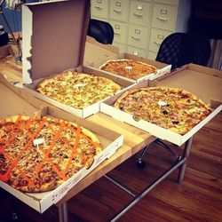 Two Boots Pizza Party