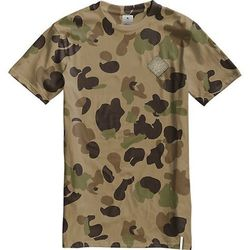"""<strong>Halfhitch</strong> Premium Tee in Duck Camo, <a href=""""http://www.burton.com/default/halfhitch-premium-t-shirt/F14-11289100.html?dwvar_F14-11289100_variationColor=11289100223&cgid=mens-tees"""">$35</a> at Burton"""