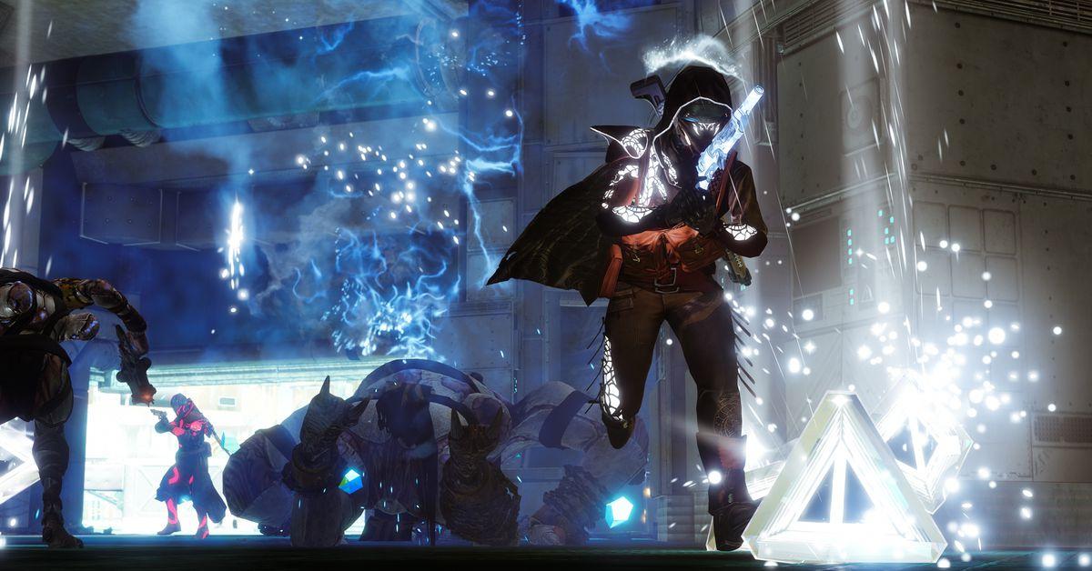 Destiny 2 Spielzeit Einsehen