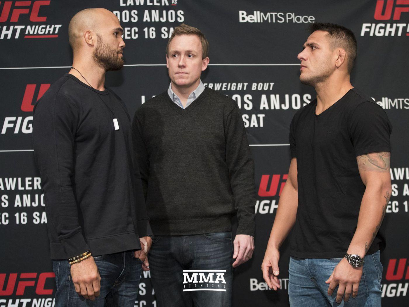 e356533b5 UFC on FOX 26 predictions