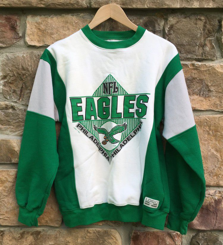 A Philly Eagles Sweatshirt