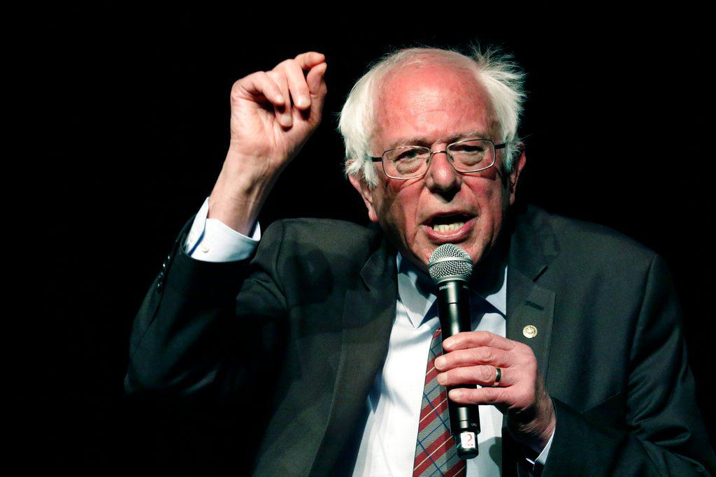 Independent Bernie Sanders | AP Photo/Rogelio V. Solis