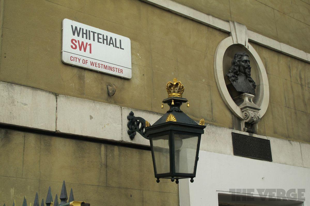 Whitehall UK London