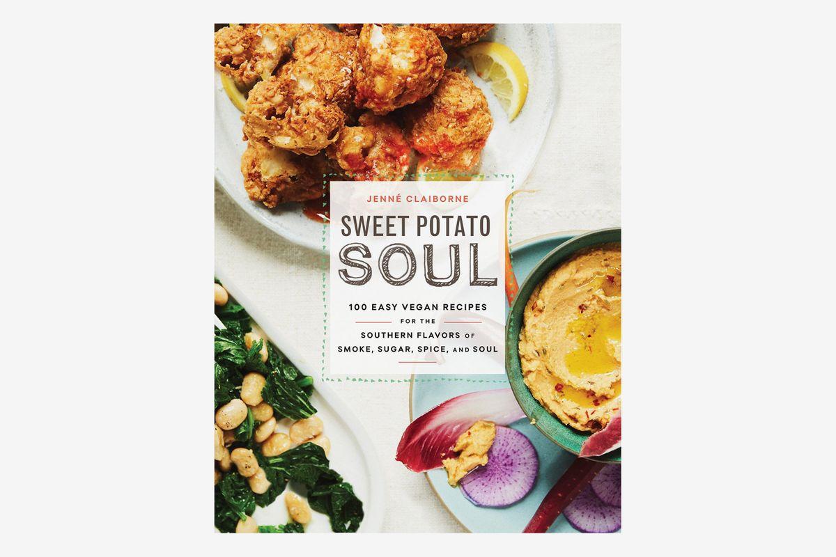 The Sweet Potato Soul Cookbook cover