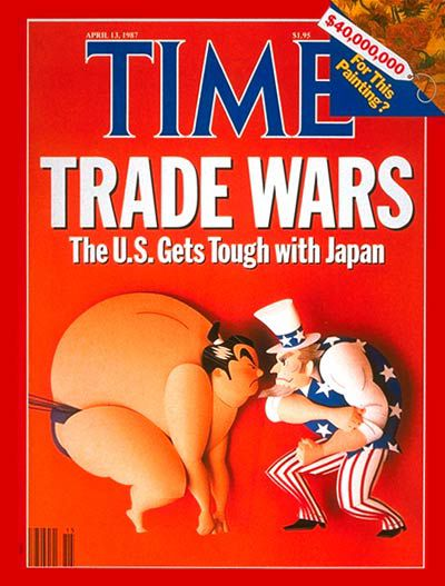 Japan Yellow Peril