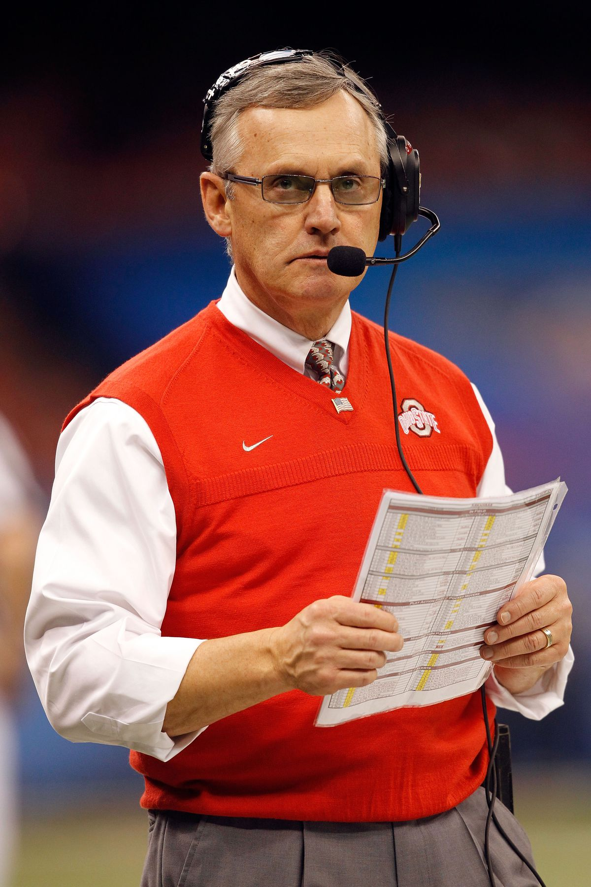 College football coach clothing: The complete fashion ...