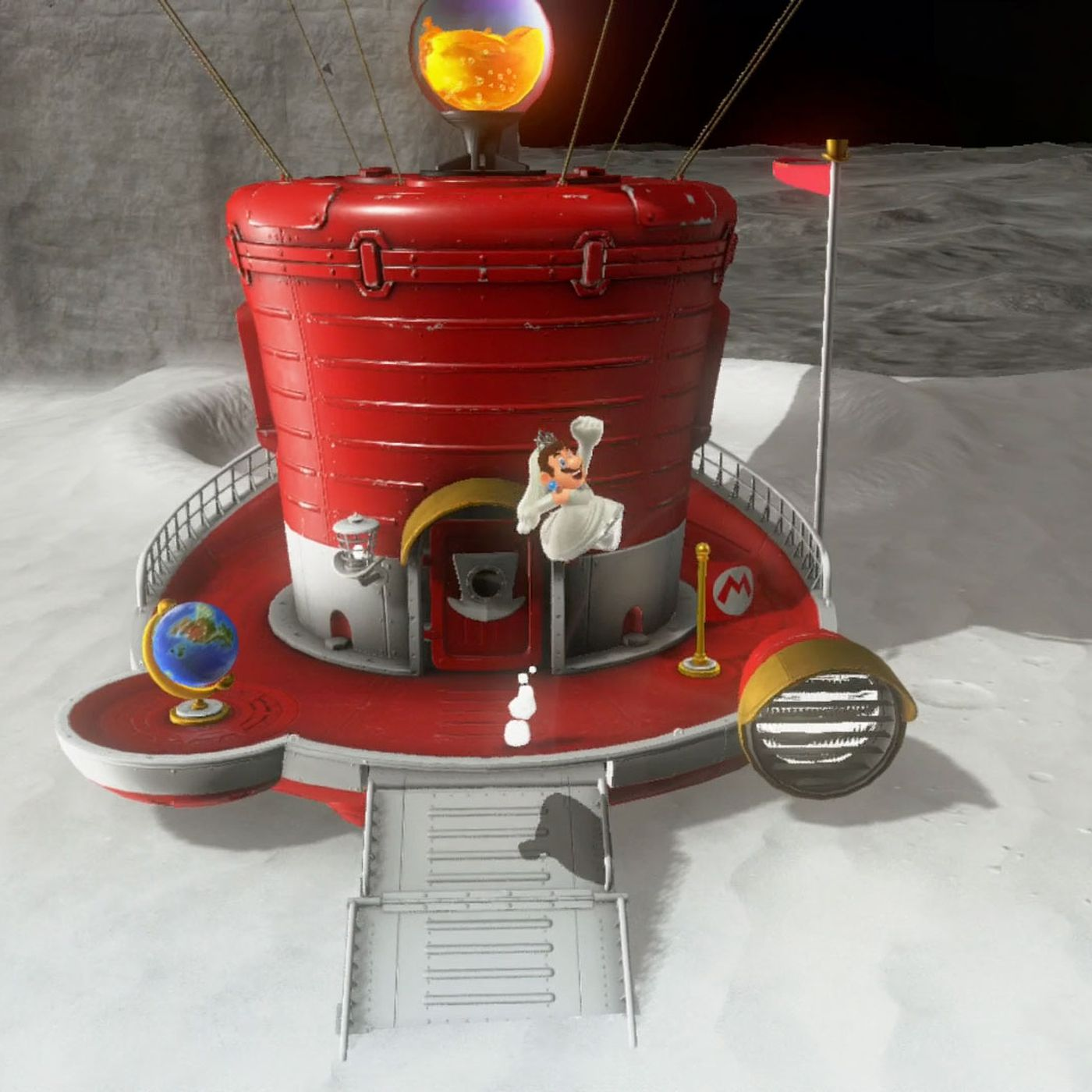 Super Mario Odyssey Guide Moon Kingdom All Power Moon Locations