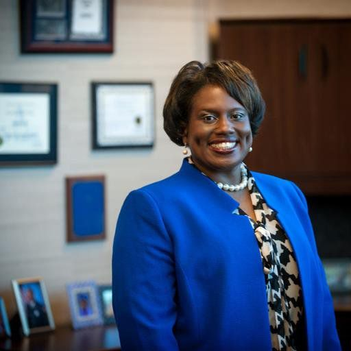 Kandi Hill-Clarke is the new dean of the College of Education.