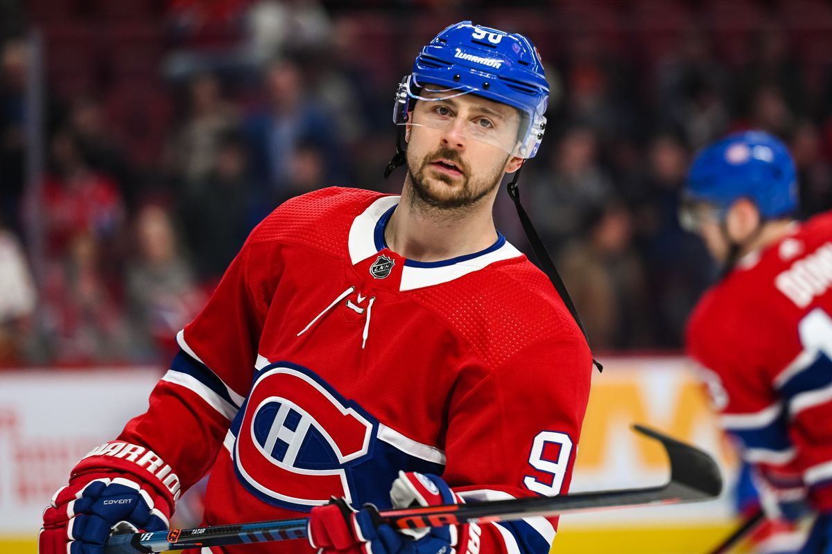NHL: JAN 15 Blackhawks at Canadiens