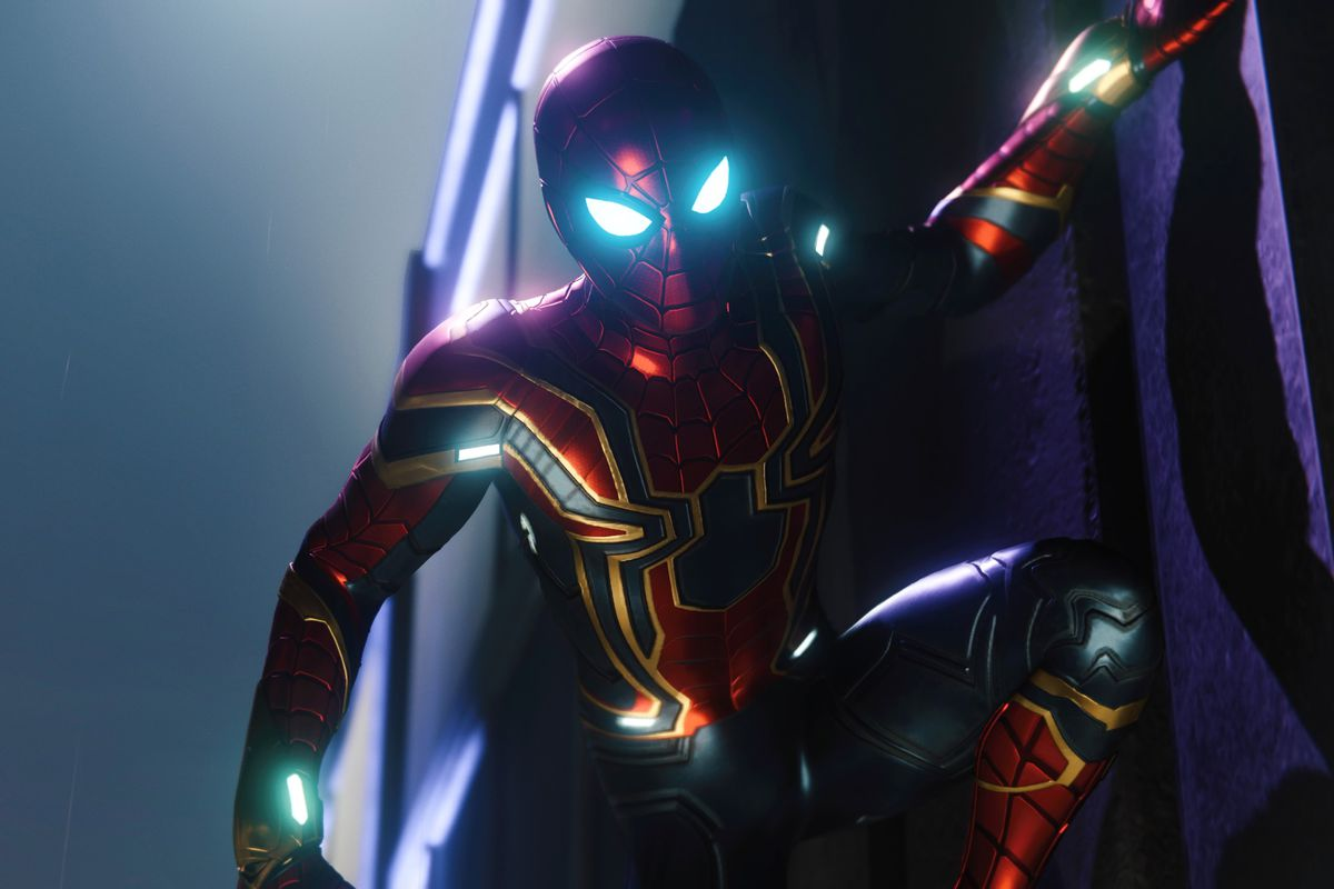 Spider-Man on the PS4 is a great example of AAA working at