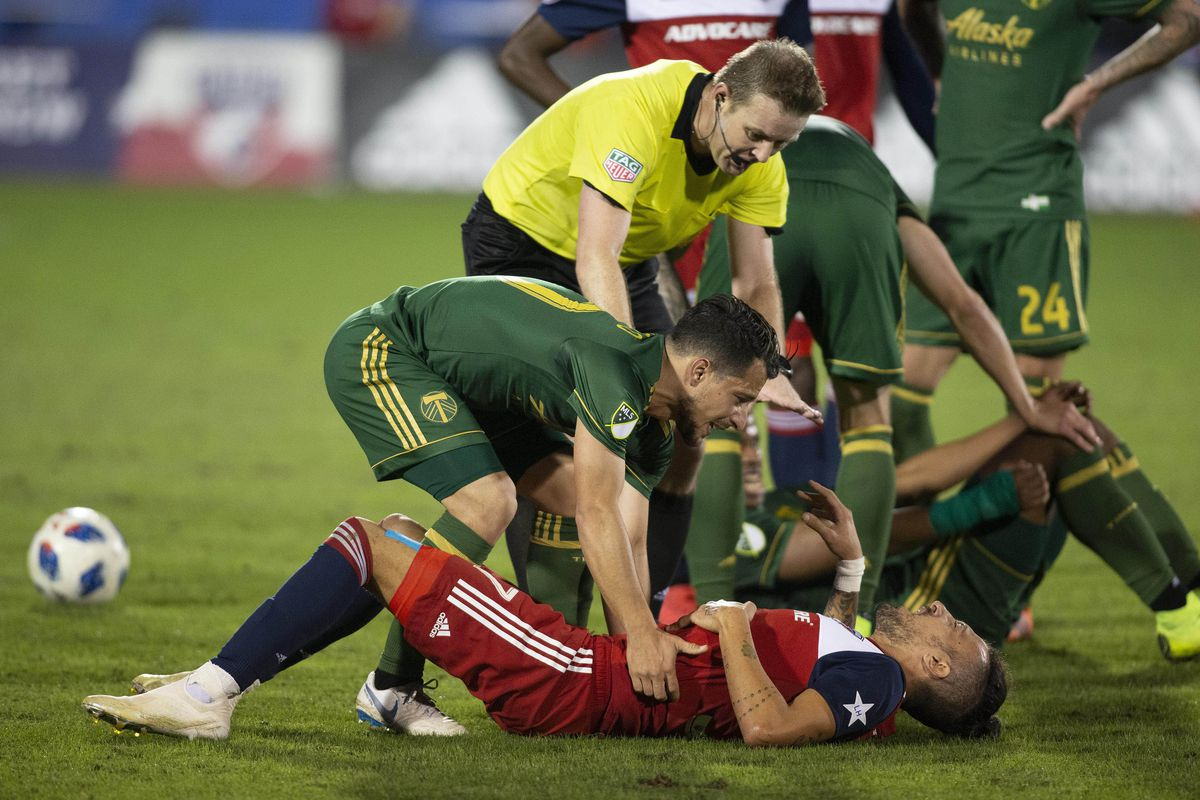 MLS: Knockout Round-Portland Timbers at FC Dallas