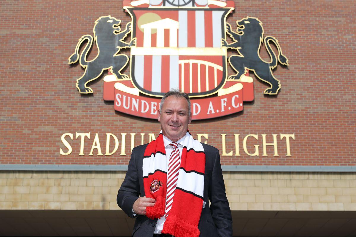 Sunderland Press Conference - Stadium of Light