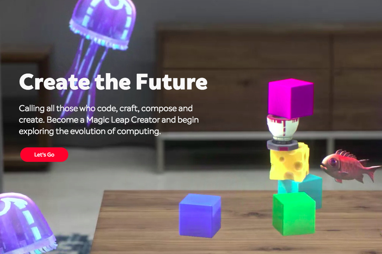 magic leap opens creator portal for augmented reality app developers