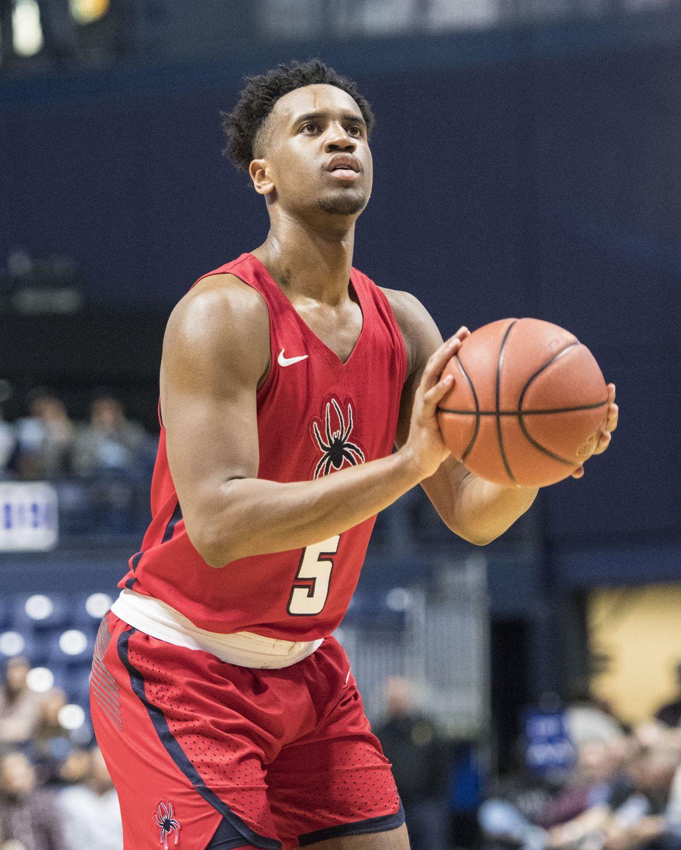 NCAA Basketball: Richmond at Rhode Island