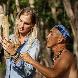 "Utahn Sierra Dawn Thomas and Tai Trang on ""Survivor: Game Changers."" The 34th season premieres, Wednesday, March 8, on CBS. The season premiere marks the 500th episode of the series."