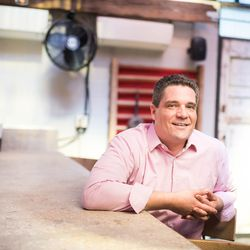 Stable chef and co-founder Silvan Kraemer.