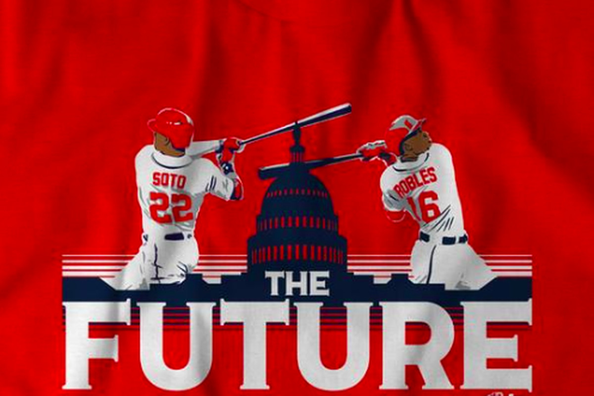 san francisco 4a95f 38d50 Juan Soto and Victor Robles — The Future is NOW! — new ...