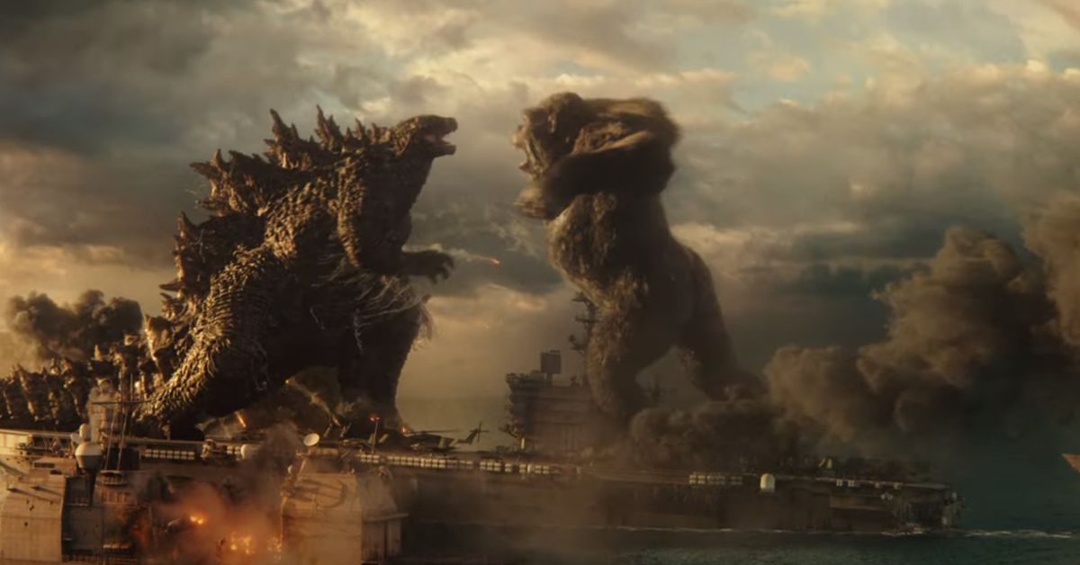 New trailers: Godzilla vs. Kong, The World to Come, Son of the South and more thumbnail