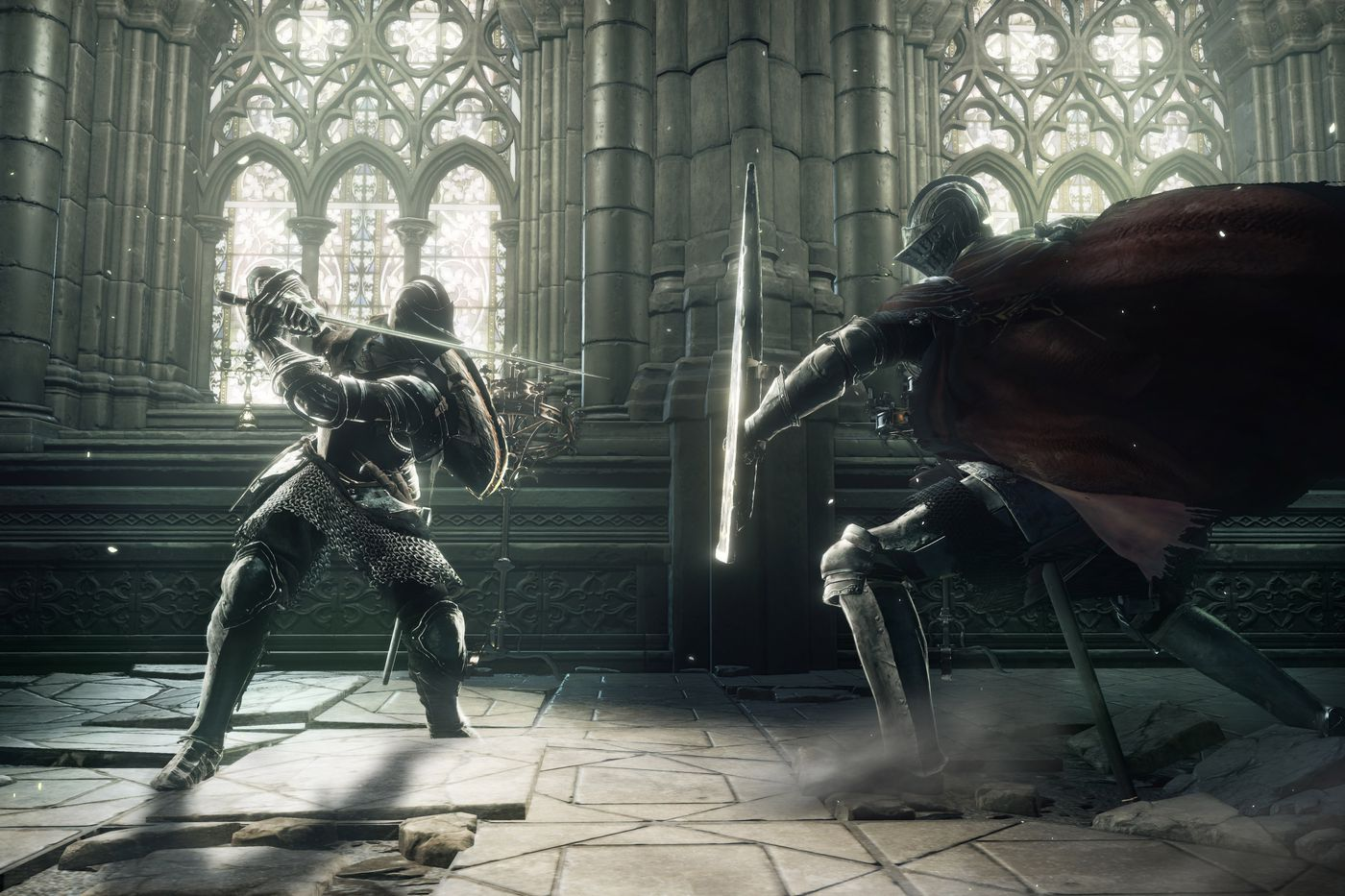 Dark Souls 3 hands-on: finding joy in a world that wants you