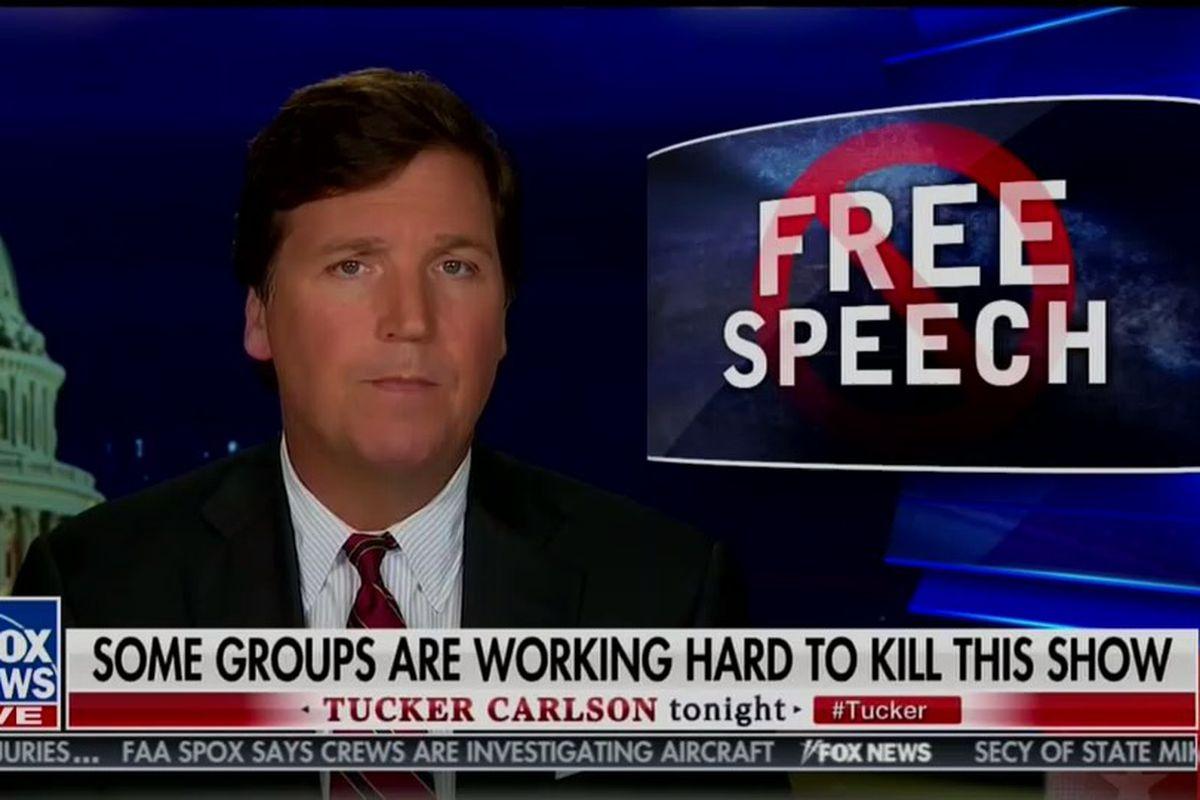 The Tucker Carlson drama, explained - Vox