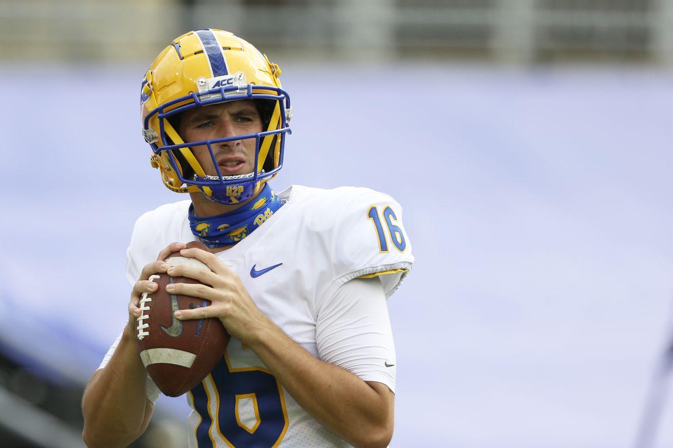 NCAA Football: Austin Peay at Pittsburgh