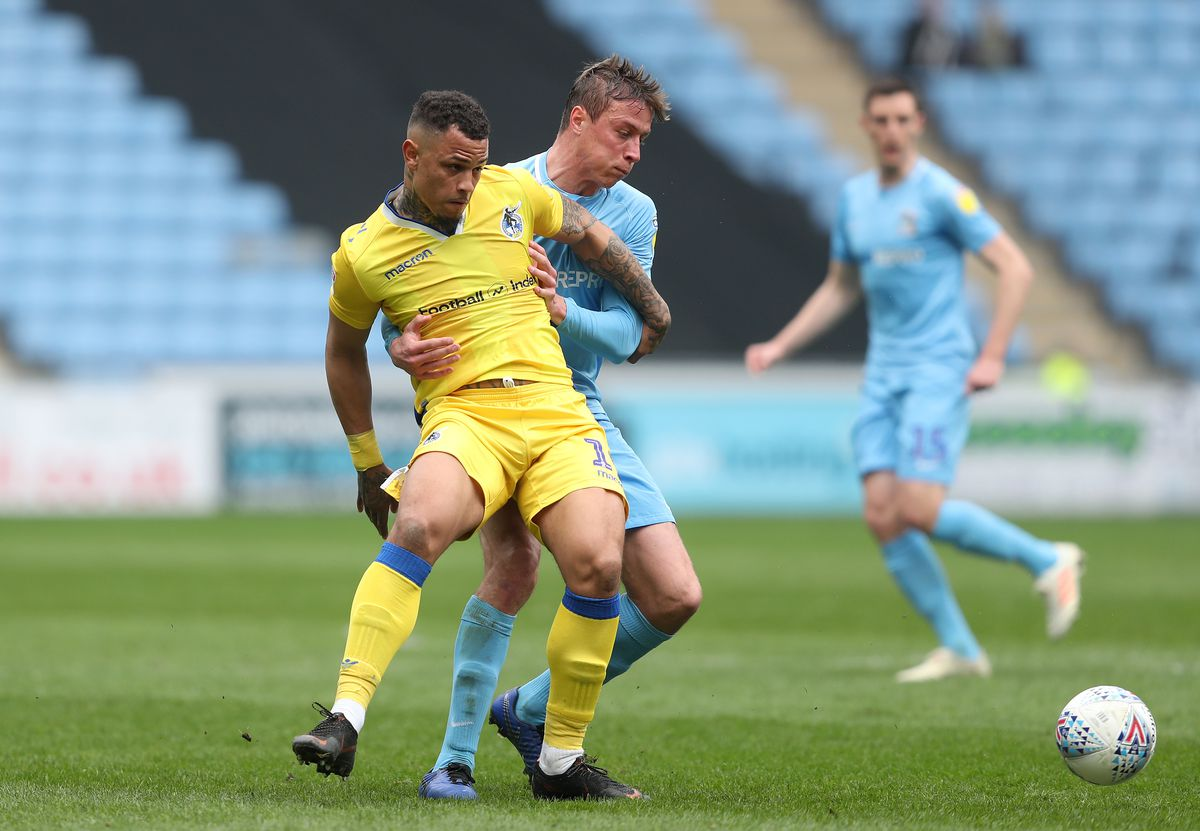 Coventry City v Bristol Rovers - Sky Bet League One - Ricoh Arena