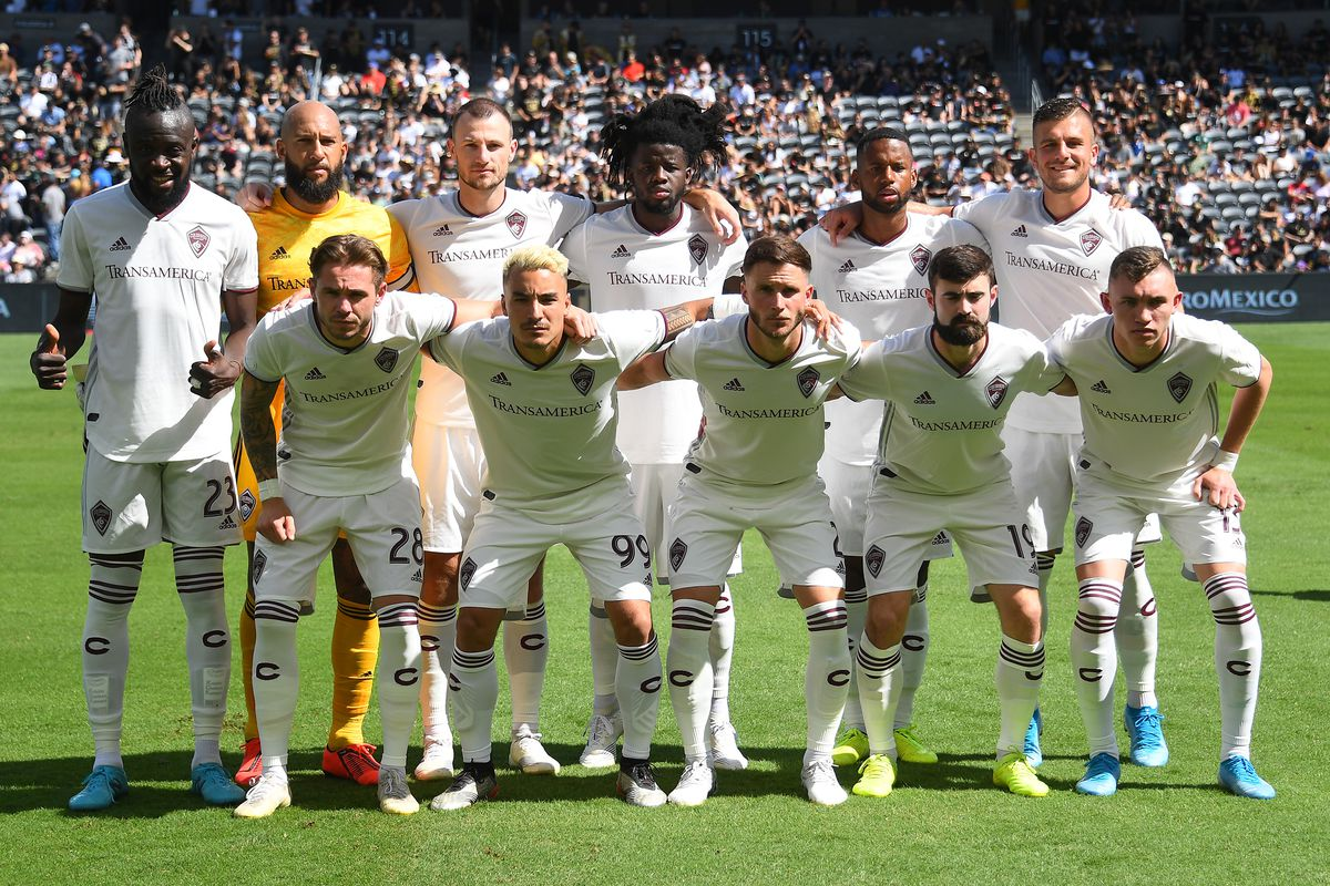 The Rapids final Starting XI for the 2019 season