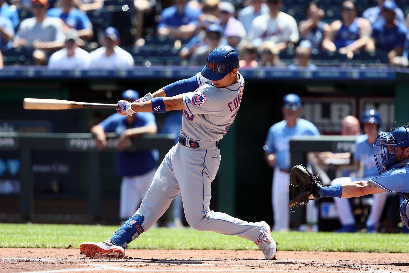 Final Score: Mets 11, Royals 5 - Pete steals the show