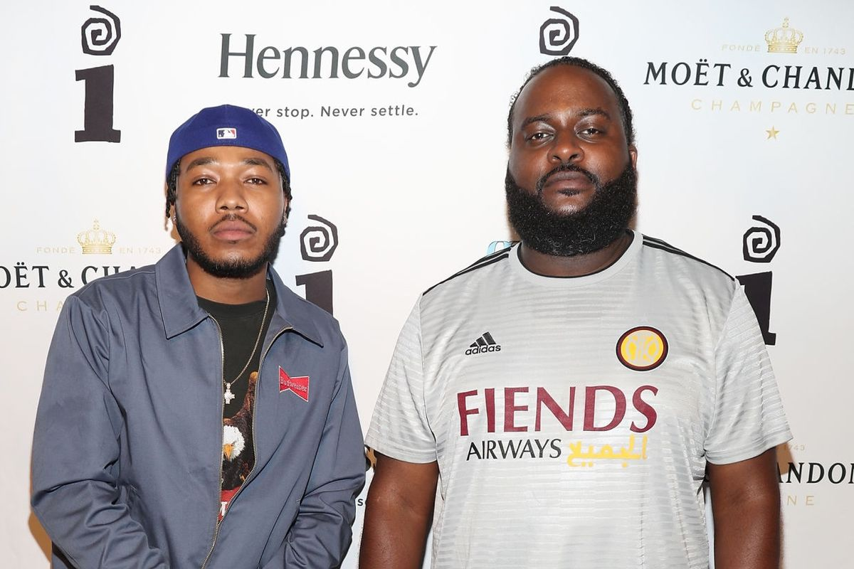 Bas and Cozz