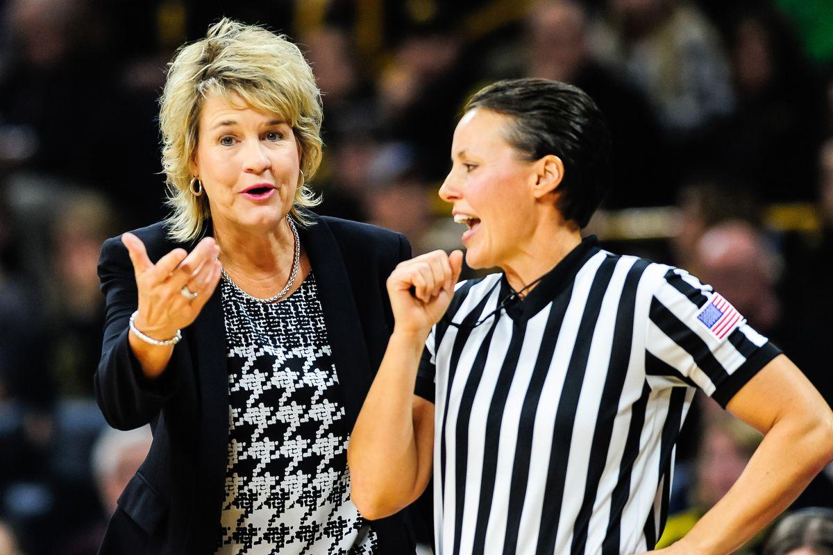 NCAA Womens Basketball: Notre Dame at Iowa